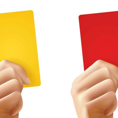Sports betting guide: Betting on Yellow and Red Cards