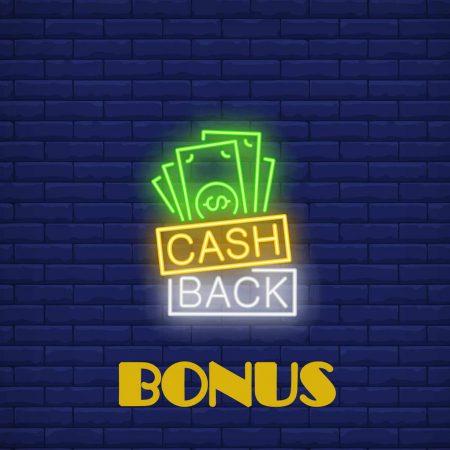 Casino bonuses: Cashback bonus explained