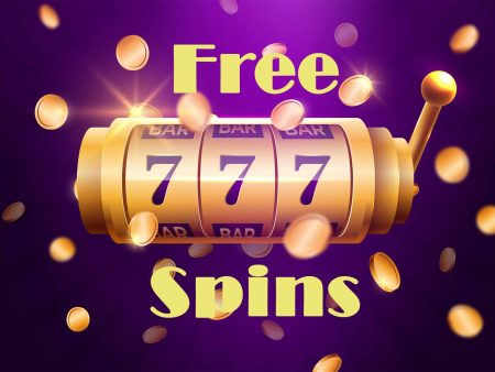 Free spins for registration – Grab the best online casino bonuses