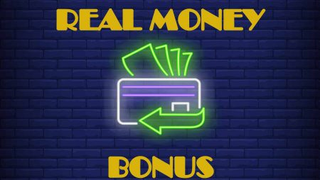 Casino bonuses: Real money bonus