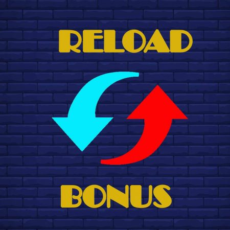Casino reload bonus explained