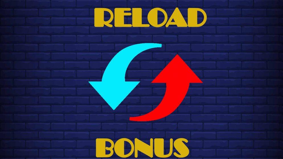 Casino reload bonus explained