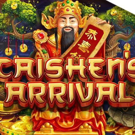 Betsoft's new slot is here: Caishen's arrival