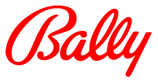 Bally software and games for online casinos