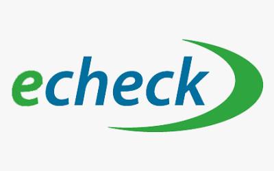 eCheck Deposit