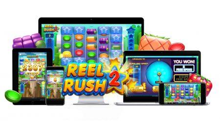 NetEnt brings Reel Rush 2