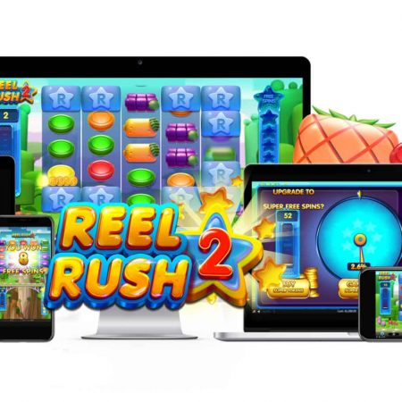 NetEnt brings Reel Rush 2