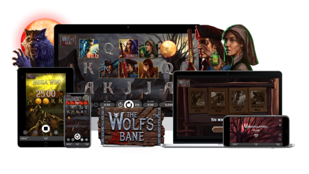 """Halloween horror slot """"The Wolf's Bane"""" unveiled!"""