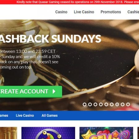The best Quasar Casino alternatives for big winnings