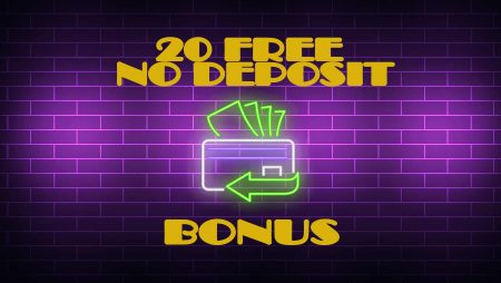 £ 20 free no deposit casino – Find and claim them now