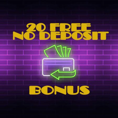 20 free no deposit casino – Claim your bonus now