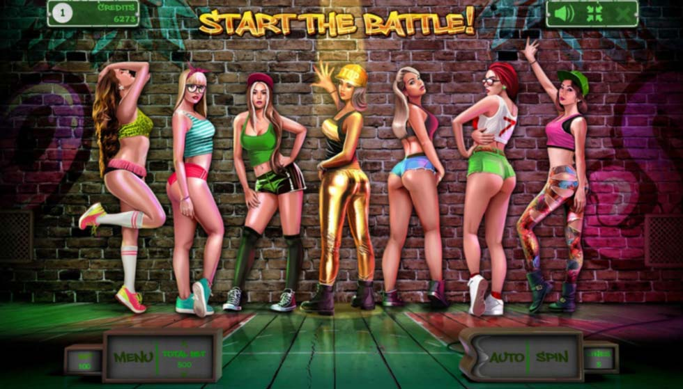 How sexy is Twerk slot game?