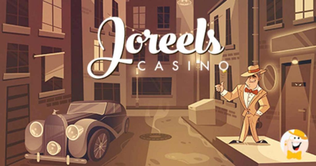 Joreels casino login