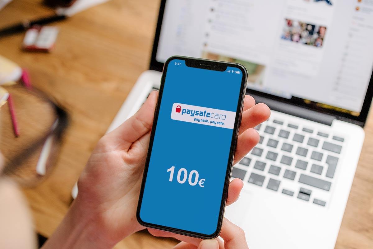 Paysafecard Online Kaufen Paypal 2020