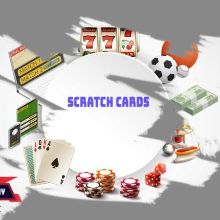 Scratch cards online – casinos offering scratchies