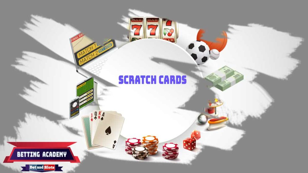Scratch cards and online casinos – How to play and win