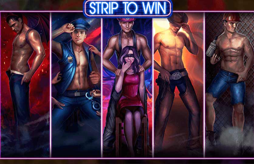 Strip to win - erotic slots