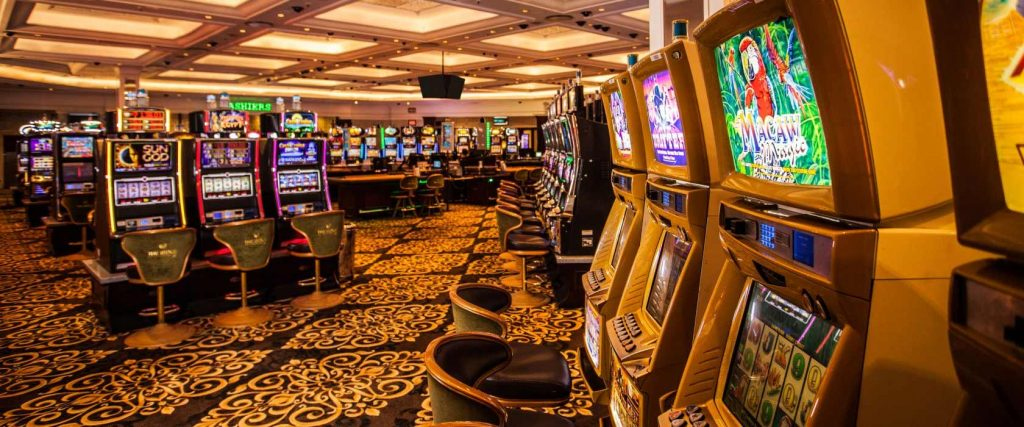 The Ridge Casino slots
