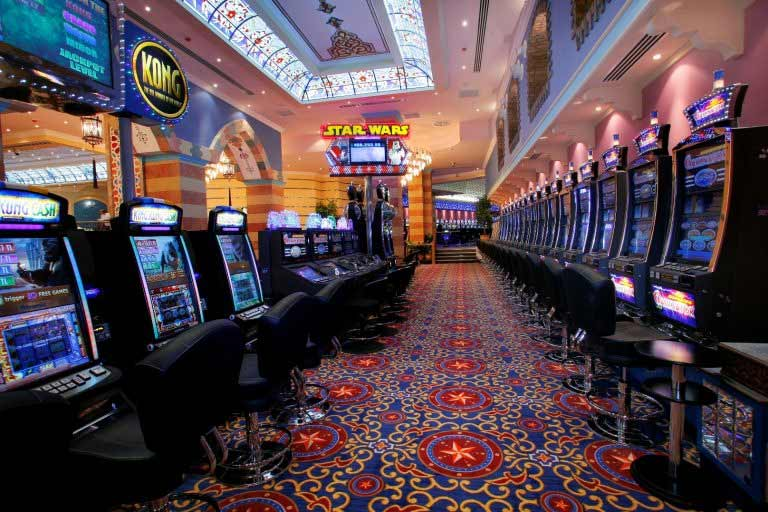 Casino Helsinki slots