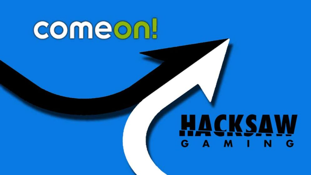 Hacksaw Gaming partners with ComeOn casino