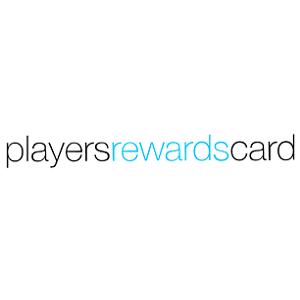 Players Rewards Card Deposit