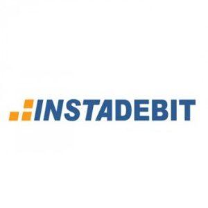 instaDebit Deposit