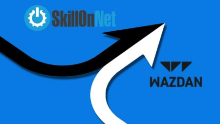 SkillOnNet signs deal with Wazdan