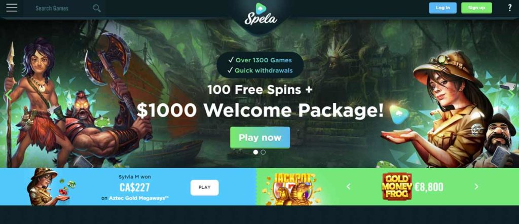 Spela no register online casino login