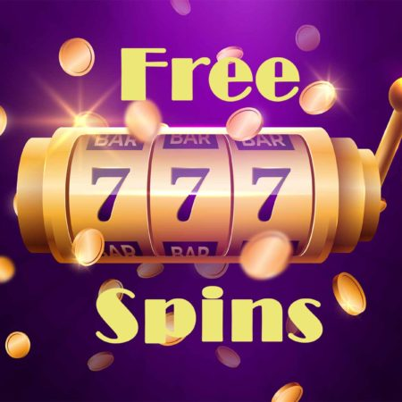 Free spins – No deposit required – Keep your winnings