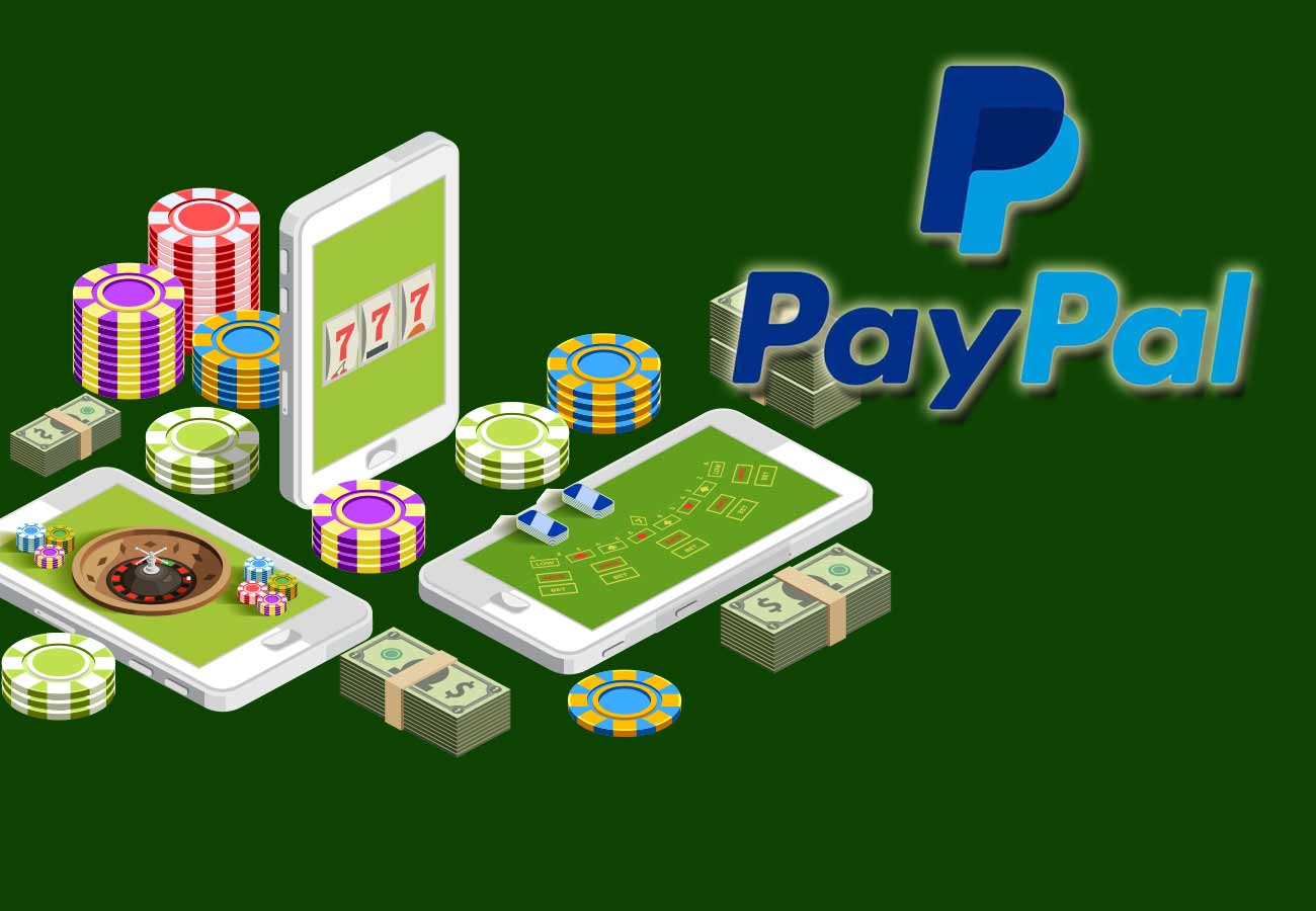 Paypal Casino Sites