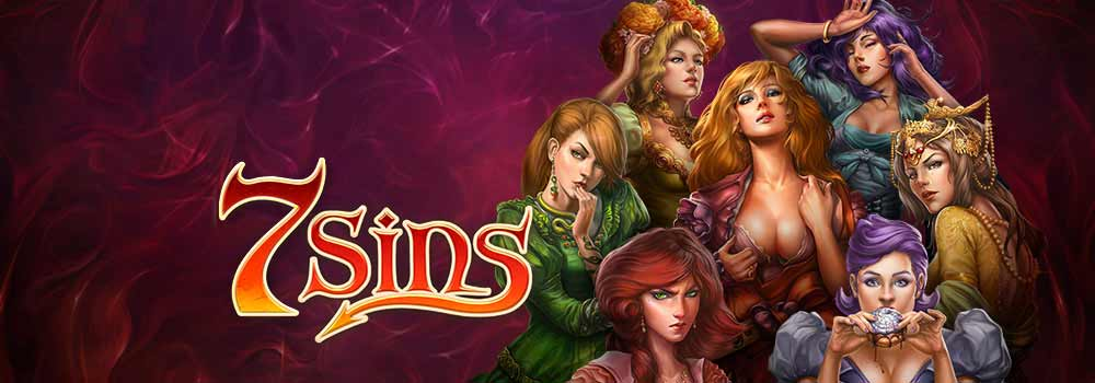 7 Sins |  adult slots