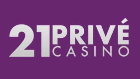 21Prive Casino Up To £1000 And 50 Bonus Spins