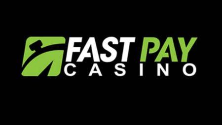 Fastpay Casino 100% Bonus And 100 Free Spins