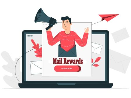 Join the Mail Rewards club