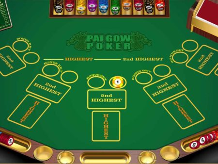 Pai Gow Poker Online – Rules and Strategy