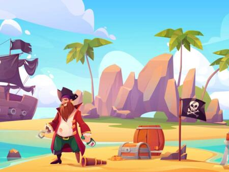Pirate Slots – Top rated themed games