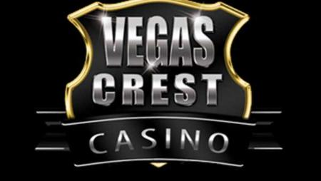 Vegas Crest $2500 And 100 Free Spins Welcome Bonus