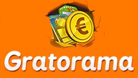 Gratorama First Deposit 100% Match Bonus Up To €200