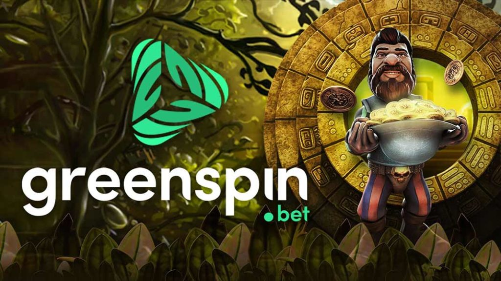 Grab your amazing bonus at Greenspin Casino