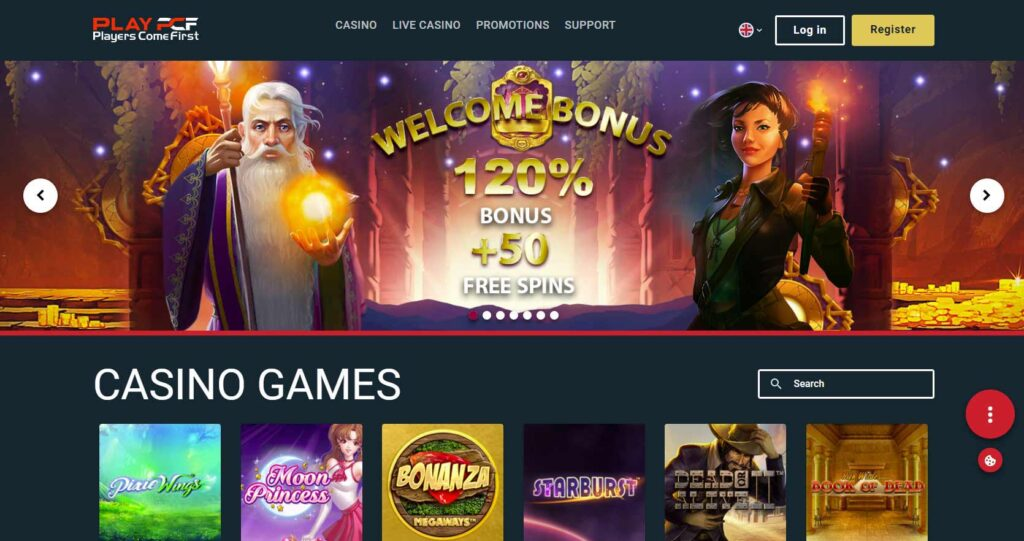 PlayPCF casino