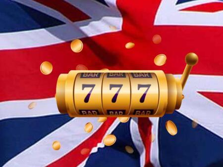 Best Slots sites UK