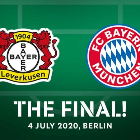 DFB Pokal (4/7): Bayer Leverkusen – Bayern tip