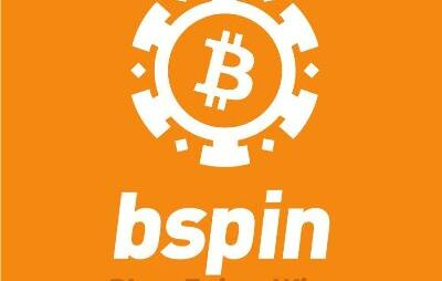 BSpin First Deposit Bonus 100% Up To 1 BTC