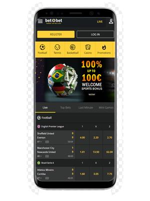 Betobet mobile app