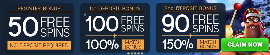 Cyberspins welcome bonus