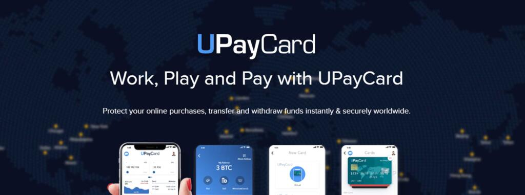 Upaycard payment service