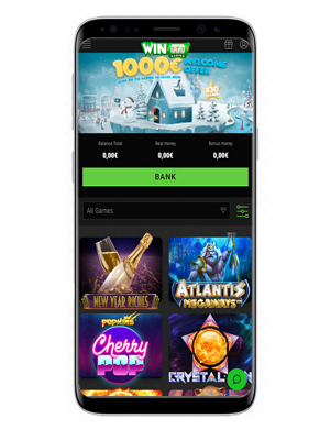 Winoui casino mobile app