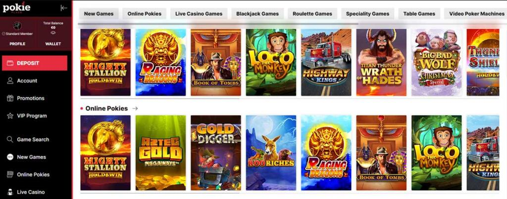 Casino Pokie Place slots