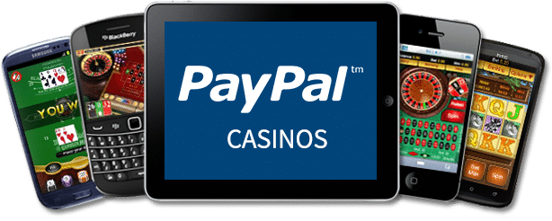 Paypal mobile casinos
