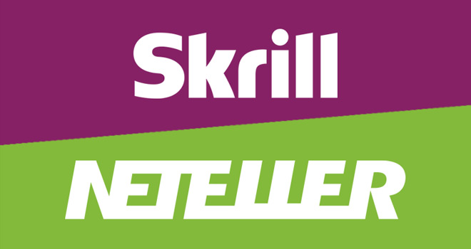 Skrill and Neteller